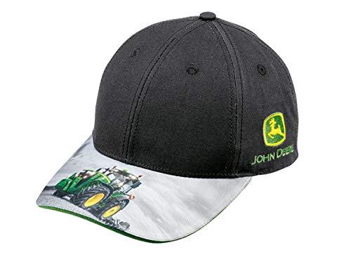 John Deere Cap 8400R Anthrazit