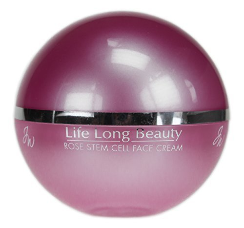 Judith Williams Life Long Beauty Anti-Aging Gesichtscreme (100ml) mit Rosenstammzellen