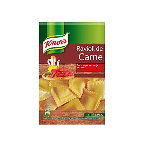 Knorr Ravioli de Carne, 250g