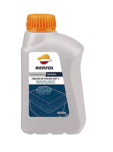 Repsol Liquido De Frenos Dot 4 Bremsflüssigkeit 500 ml