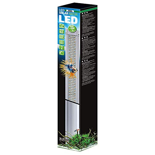 JBL Hochleistungs-LED Leuchte, Für Aquarien, Dimmbar, 37 Watt, 742 x 71 mm, LED SOLAR NATUR