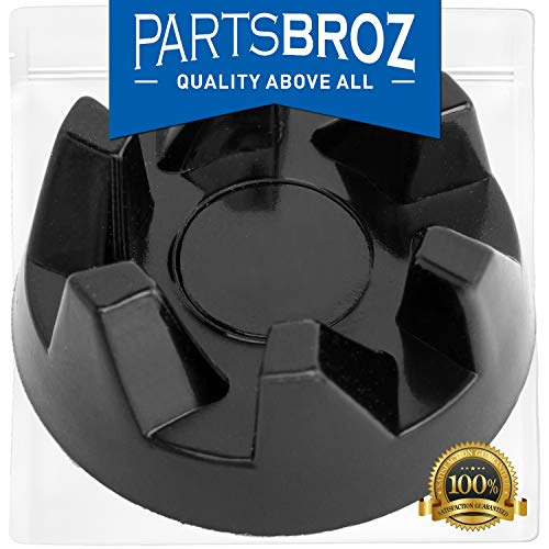 9704230 Blender Drive Coupling by PartsBroz - Compatible with Whirlpool Blenders - Replaces WP9704230, AP6013694, PS11746921, WP9704230VP
