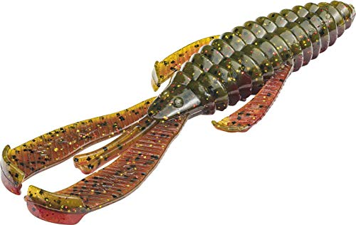 Strike King Rage Bug/Falcon Lake Craw, Multi, 4-inch (RGBUG-135)