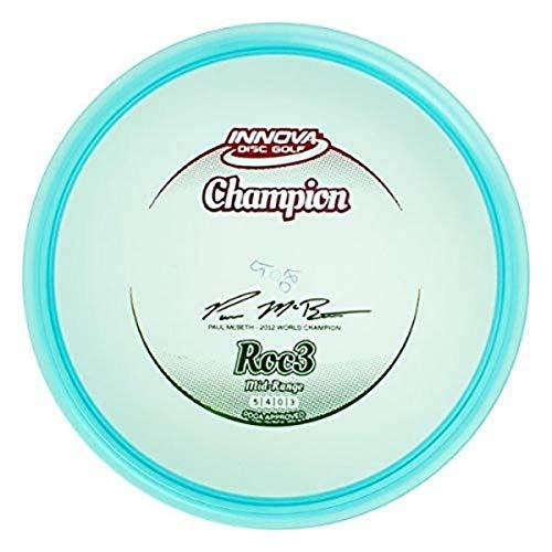 Innova Disc Golf Champion Material Roc 3