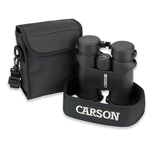 Carson VP Series Full Sized 8x42-mm Waterproof and Fog proof Binoculars in Black (VP-842)
