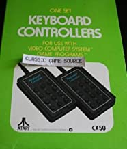 atari 7800 keyboard
