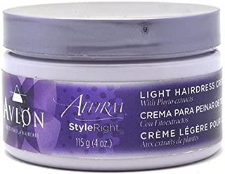 Avlon Affirm Style Right Light Hairdress Creme - 4.0 oz