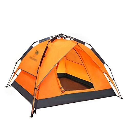 Utilisation multiple Sports de plein air Tente Camping Épaississement extérieure automatique Crème solaire anti-pluie Vitesse ouverte Intérieur Tente pliante coupe-vent respirant Équipement d'extérieu