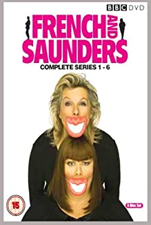 French And Saunders - Complete Series 1 - 6
