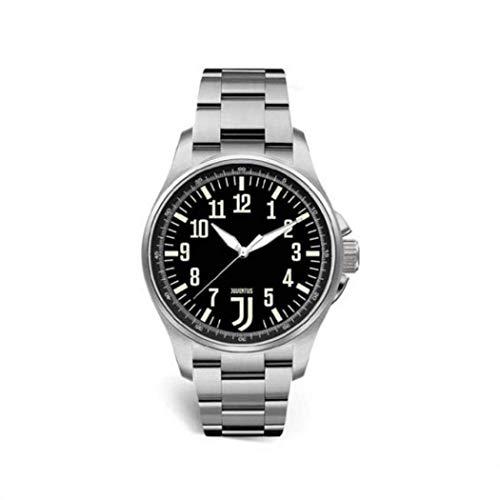 orologio juventus ufficiale orologio da polso uomo juventus cinturino in accaio prodotto ufficiale juventus