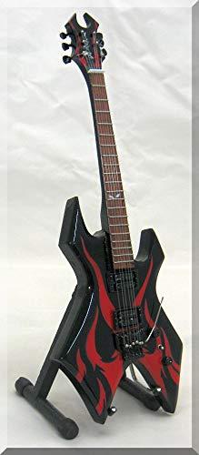 KERRY KING Miniatura Guitarra Slayer BC Rich Wartribe