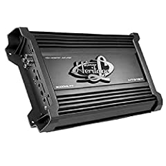 AUDIO EVOLUTION: This amplifier car audio features excellent frequency response rates and crossover network that place these amps in a class of their own SOUND SPECIALIZATION: This high-powered Power Amplifier is cutting edge technology at its finest...