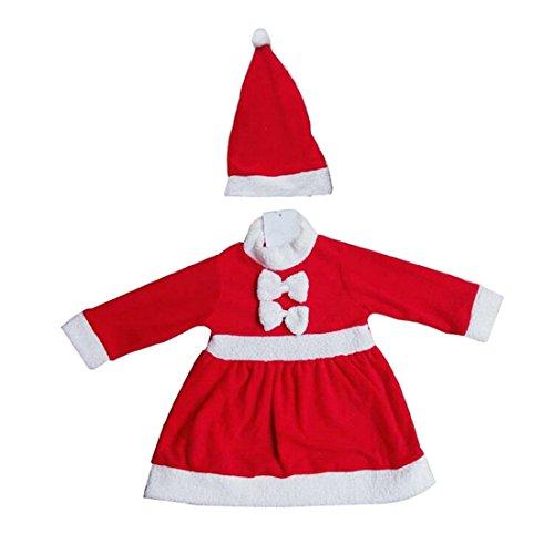 Baby 'Cherry Kids-Giubbetto salvagente per bambino, a forma di Babbo Natale, con cappello, tutina Clothing