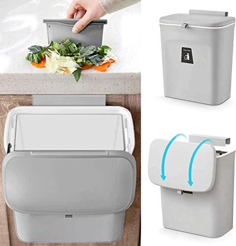 La Mejor Lista de Cubos de basura para la cocina - los más vendidos. 5