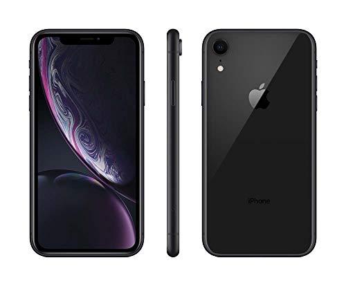 Apple iPhone XR, Boost Mobile, 128GB - Black (Renewed)