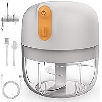 Kalusi Rechargeable Wireless Electric Mini Food Processor
