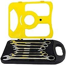 Chrome Ratchet Wrench Set - 7 PCS