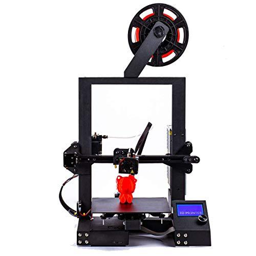 AA+inks Kit Stampante 3D A13 con stampa curriculum e rilevatore di filamenti, stampa offline, dimensioni di stampa 220x220x250mm, filamenti 1.75mm