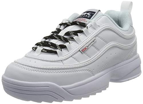 British Knights Damskie sneakersy Ivy, biały - biały - 37 eu