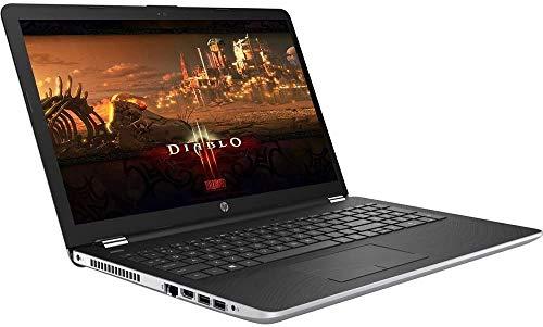 HP Pavilion 17.3' HD+ SVA BrightView WLED Laptop PC, Intel Core i5-8250U Quad-Core Processor, 8GB RAM, 1TB HDD, 16GB Intel Optane, Backlit Keyboard, Numeric Keypad, HDMI, DVD, Windows 10, Silver