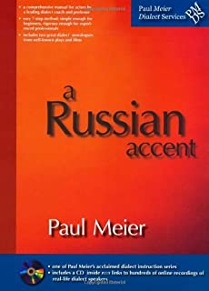 A Russian Accent (CD included)