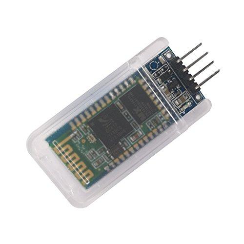 DSD TECH HC-06 Modulo BT Bluetooth 2.0 SPP per Arduino UNO R3 Nano MEGA Raspberry Pi