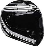 Bell SRT Helmet (Vestige Gloss White/Black - Large)