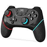 AVIDET Wireless Controller for Switch/Switch Lite, Switch Pro Wireless Bluetooth Controller Joypad Remote Joycon Replacement,Wireless Switch Remote with Turbo, Motion