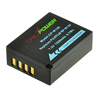 Orginal Chili Power NP-W126Batterie pour Fuji FinePix HS30EXR, HS33EXR, HS50EXR, X-A1, X-E1, X-E2, X-M1, X-Pro1 (B00IHZ3CCI) | Amazon price tracker / tracking, Amazon price history charts, Amazon price watches, Amazon price drop alerts