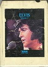 Elvis Presley: Elvis A Legendary Performer, Volume 2 8 track tape
