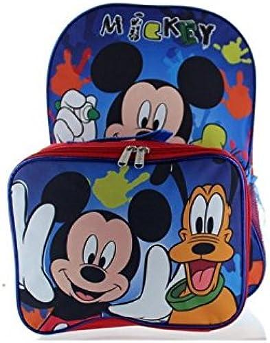 ahorra hasta un 80% Disney - Bolsa escolar  azul azul azul azul  nueva gama alta exclusiva