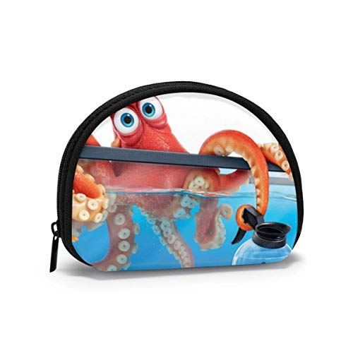 Finding Dory Coin Purse Shell Storage Bag Fashion Women Handbag Multifunction Portable Cosmetic Bags Wallet