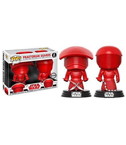 Funko Pop Star Wars Figuras de Vinilo Guardias Pretorianos, Multicolor (0889698238649)