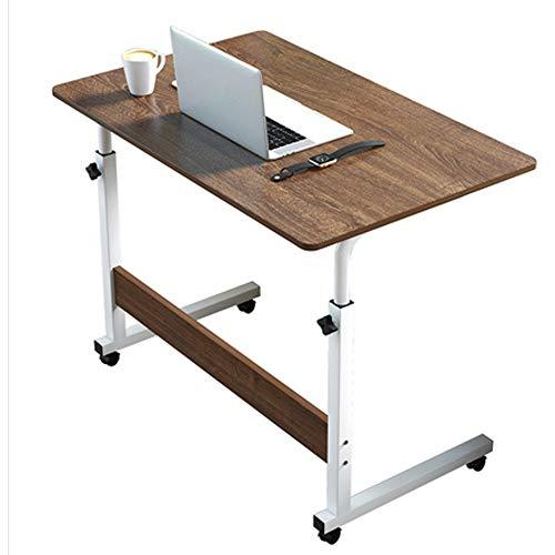 ZROSJDLO Plegable de Madera Maciza Mesa de Ordenador de Mesa Plegable Mesas de jardín Mesa de Comedor Inicio multifunción Tabla Simple Comedor