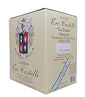 dolcetto 5 litri - rosso - bag in box - piemonte