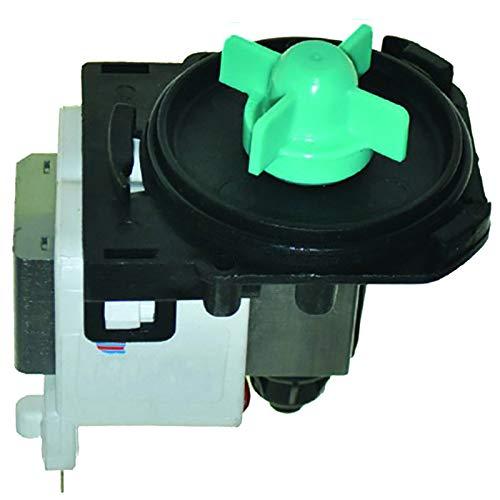 Spares2go Bomba de drenaje de circulación compatible con lavavajillas Candy (B30-6A, voltaje: 220-240V)
