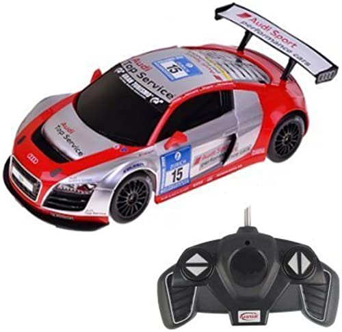 1 18 Scale Audi R8 LMS Performance Model RC Car (Farbe MAY VARY) by RASTAR