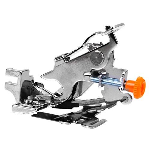 Genérico Pie de Máquina de Plisar Multifuncional para Hogar Costura