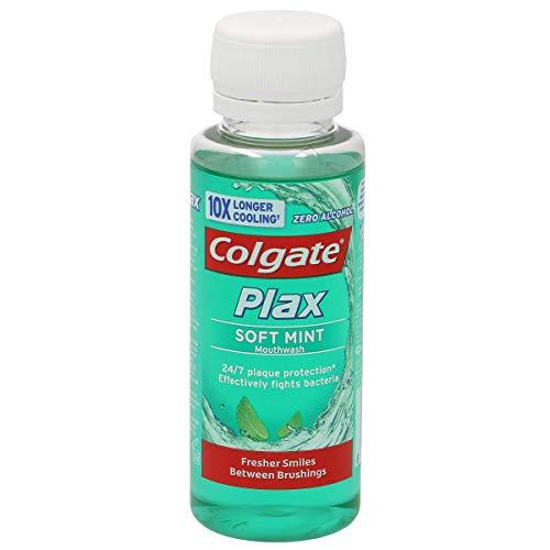 Colgate Colgate Plax Enjuague 100 Ml.Verde Multiproteccion Form.Viaje - 10 ml