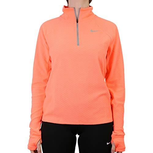 Nike Sphere Hz Sweatshirt Bright Mango/Reflective Silv M