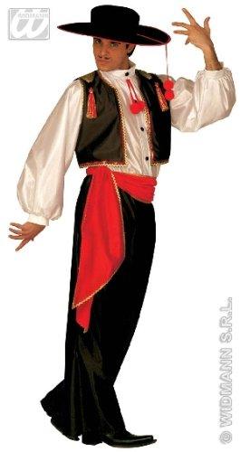 KOSTÜM - FLAMENCO DANCER - Größe 54 (L)