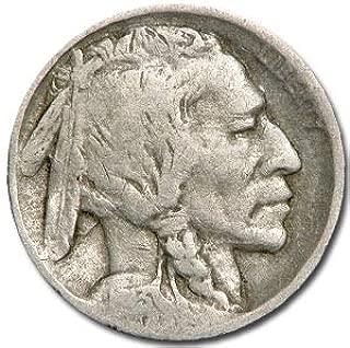 1913 D Type-II Buffalo Nickel VG Nickel Very Good