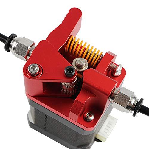 TXYFYP Extruder Kit de actualización para extrusora de Entrenamiento Directo de aleación de Aluminio de Doble Engranaje, Kit de Impresora 3D para CR-10, CR-10S, Ender-3, Ender-3 Pro, Show, 42x42x40mm