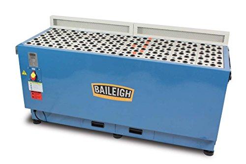 Baileigh 59' x 21' Downdraft Table, 5-Micron, 110V (DDT-5921)