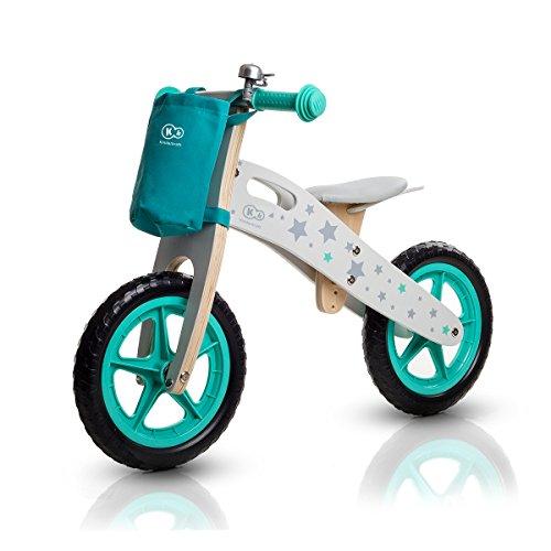 Draisienne Runner STARS vélo vert en bois sans pédales écologique...