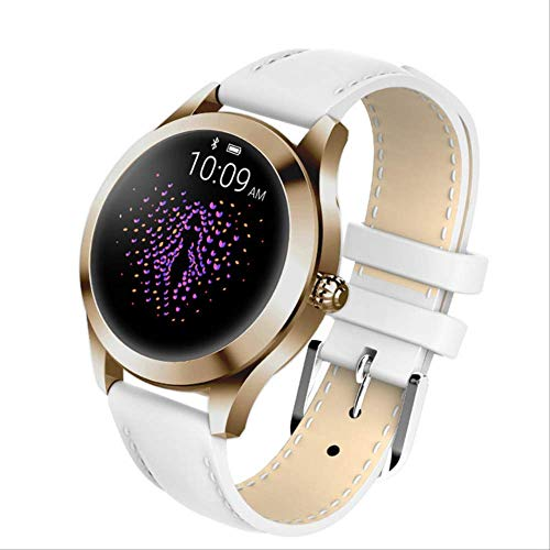 WSGYA Reloj Inteligente Pulsera Linda para Mujer Monitor de Ritmo cardíaco Monitoreo...