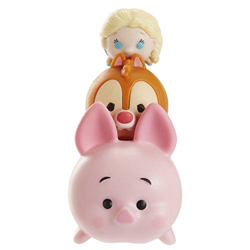Tsum Tsum 3-Pack Figures: Piglet/Dale/Elsa