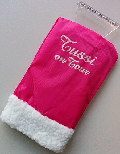 Tussi on Tour Eiskratzer mit Handschuh