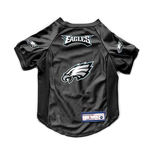 NFL Philadelphia Eagles Pet Stretch Jersey, Large