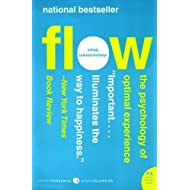 Flow: The Psychology of Optimal Experience by Mihaly Csikszentmihalyi (2008) Paperback